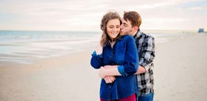 Preparing your fiance for the engagement session