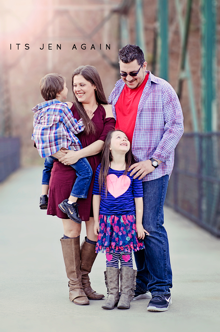 family photography session asheville family photographer